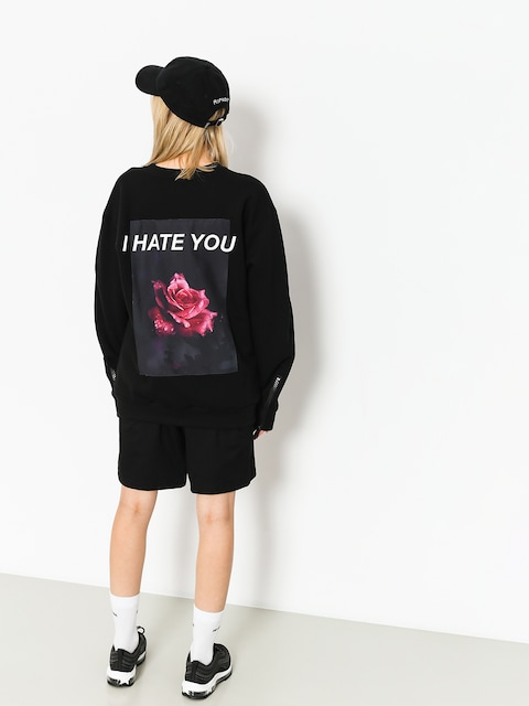 Mikina Majors I Hate You II Wmn (black)