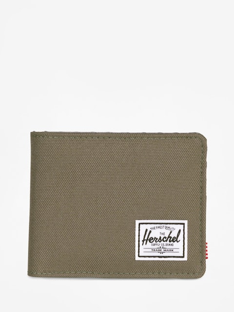 Peňaženka Herschel Supply Co. Roy Rfid (ivy green/smoked pearl)