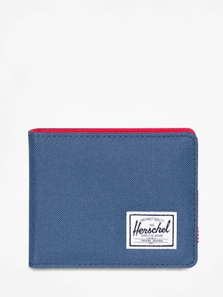 Peňaženka Herschel Supply Co. Roy Coin Rfid (navy/red)