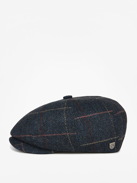 Klobúk so šiltom Brixton Brood Snap ZD (navy plaid)
