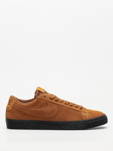 Topánky Nike SB Sb Zoom Blazer Low (lt british tan/lt british tan black)