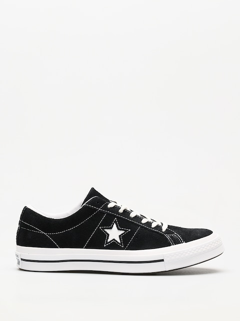 Topánky Converse One Star 74 Ox (black/white/white)
