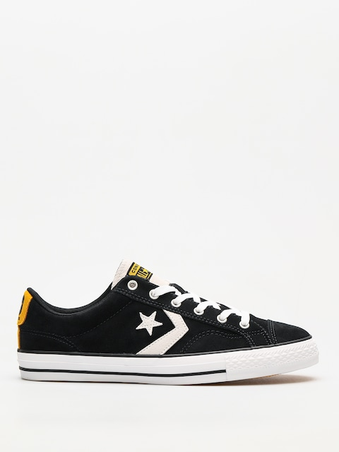 Tenisky Converse Star Player Ox (black/white/university gold)