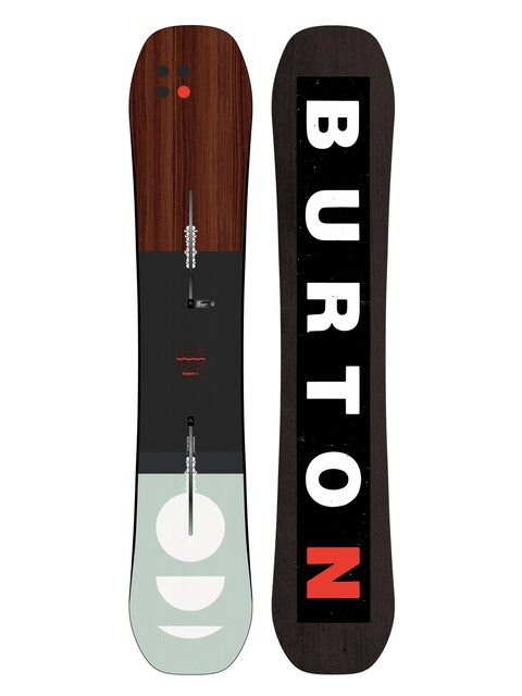 Snowboard Burton Custom (multi/red)