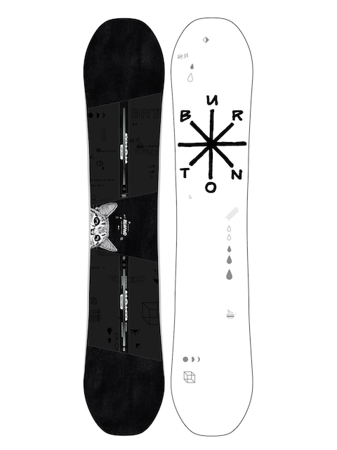 Snowboard Burton Rewind Wmn (multi)