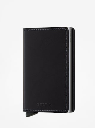 Peňaženka Secrid Slimwallet (black)