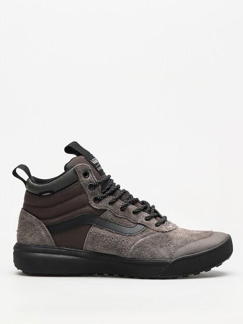 Topánky Vans Ultrarange Hi (peat/black)