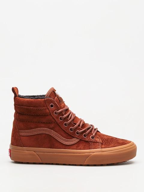 Topánky Vans Sk8 Hi Mte (sequoia/gum)