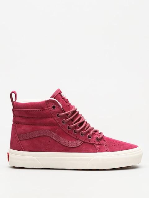 Topánky Vans Sk8 Hi Mte (dry rose/marshmallow)
