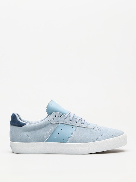 Topánky Diamond Supply Co. Barca Suede (powder blue)
