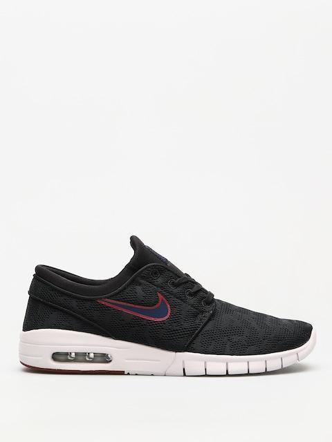 Topánky Nike SB Sb Stefan Janoski Max (black/blue void)