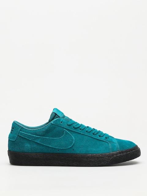 Topánky Nike SB Sb Zoom Blazer Low (geode teal/geode teal black)