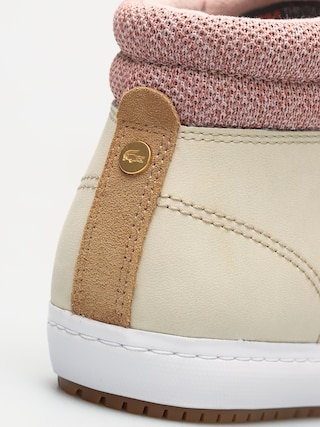 Topánky Lacoste Straightset Insulatec 3182 Wmn (natural/white)