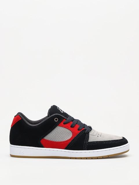 Topánky Es Accel Slim (navy/grey/red)