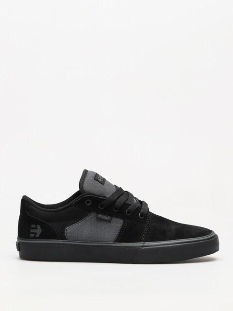 Topánky Etnies Barge Ls (black/grey/black)