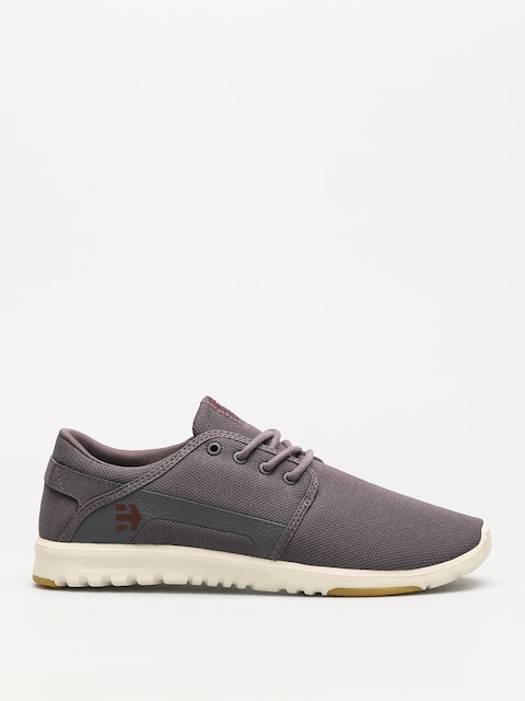 Topánky Etnies Scout (dark grey/red)