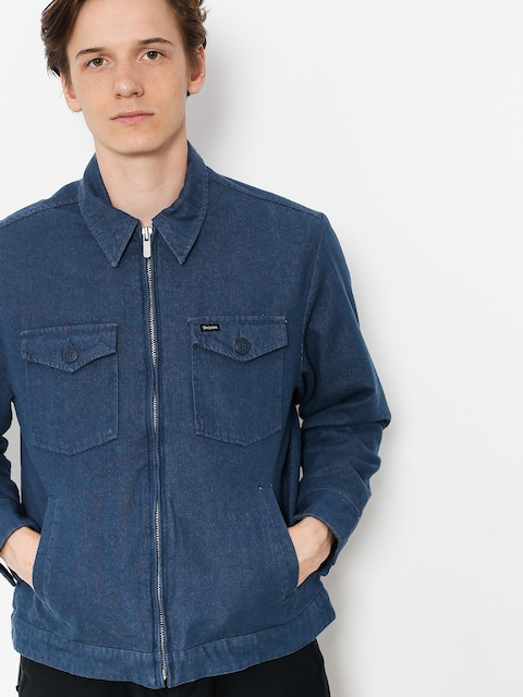 Bunda Brixton Empire Eu Lined (indigo)