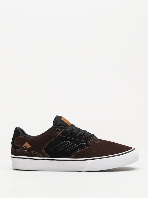 Topánky Emerica The Reynolds Low Vulc (brown/black)