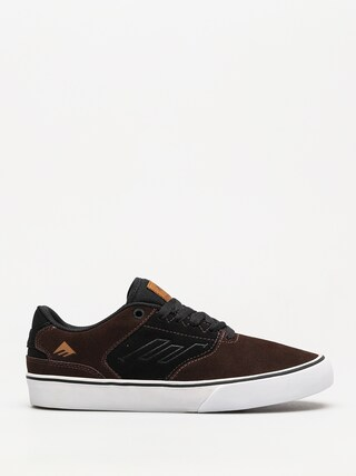 Topu00e1nky Emerica The Reynolds Low Vulc (brown/black)