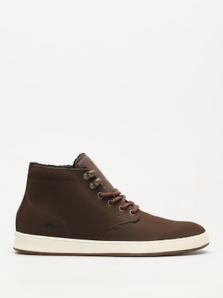 Topu00e1nky Emerica Romero Laced High (brown)