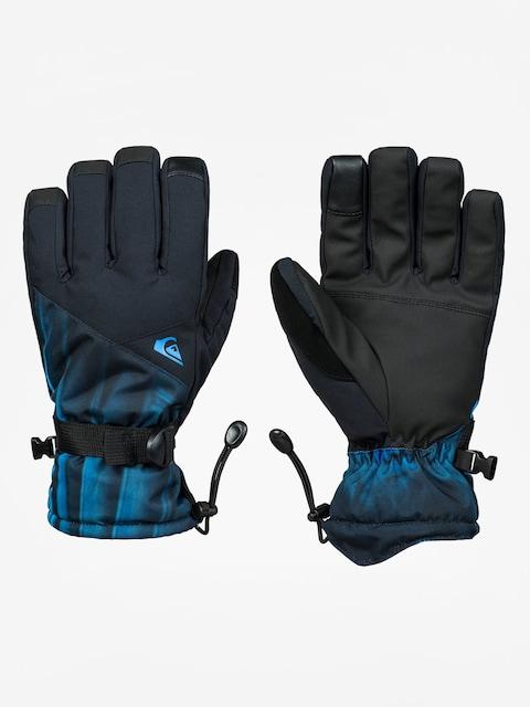 Rukavice Quiksilver Mission Glove (stellar blue)