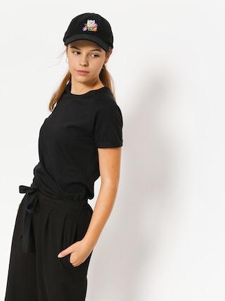 Tričko Majesty Velvet Lady Wmn (black)
