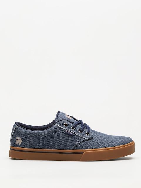 Topánky Etnies Jameson 2 Eco (dark blue/gum)