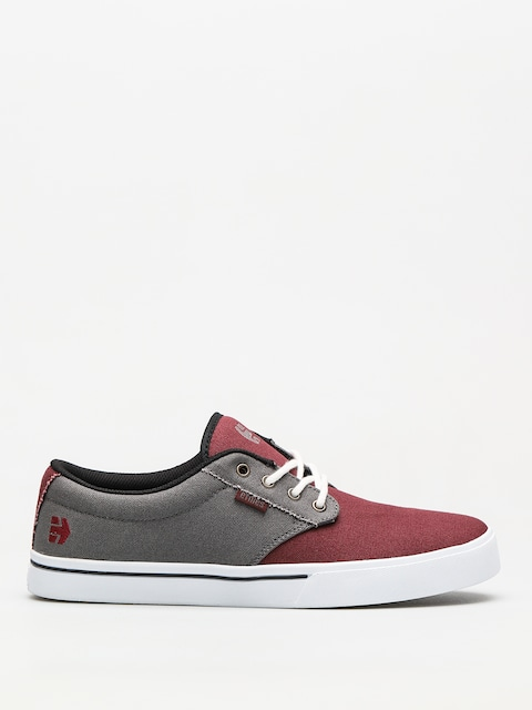 Topánky Etnies Jameson 2 Eco (red/white/grey)