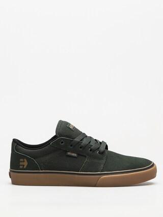 Topánky Etnies Barge Ls (green/gum)