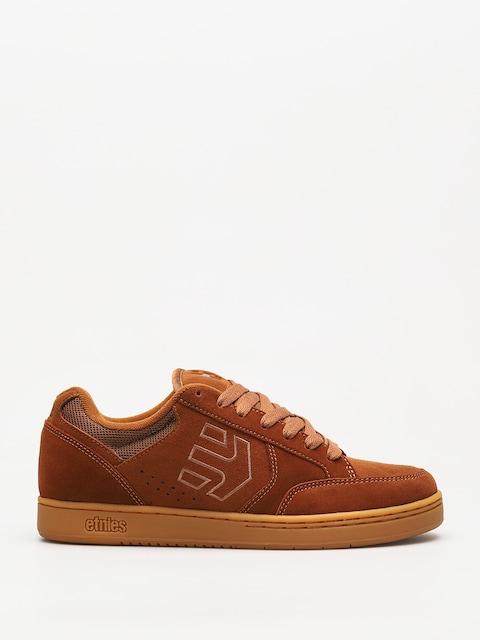Topánky Etnies Swivel (brown/brown/gum)