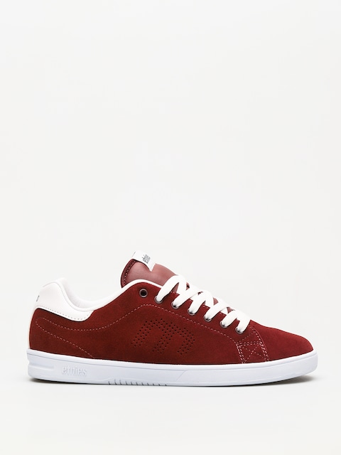 Topánky Etnies Callicut Ls (burgundy/white)
