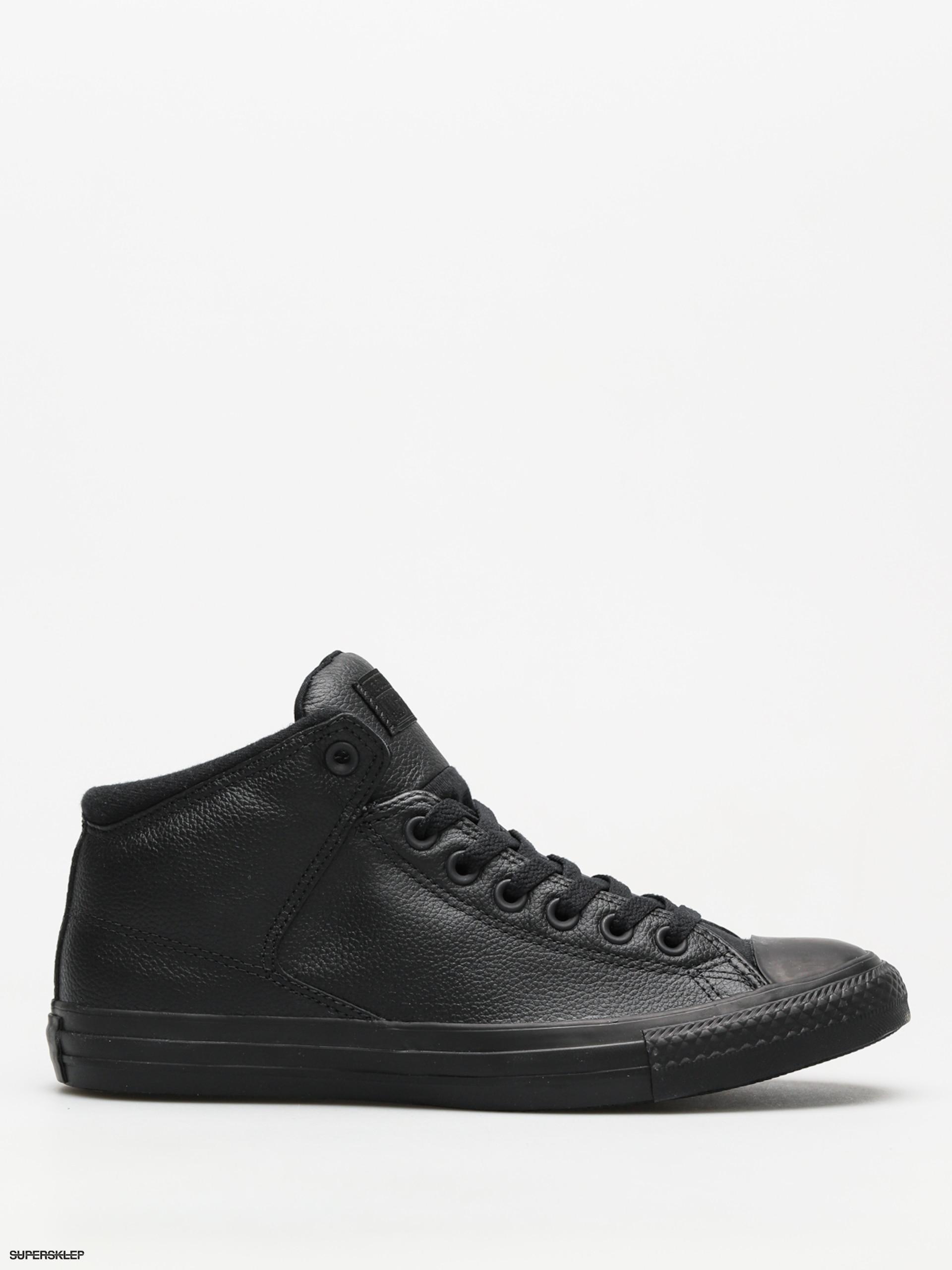 fb421445b40f Tenisky Converse Chuck Taylor All Star High Street Hi (black black black)