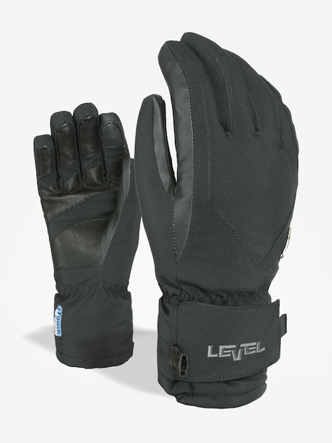 Rukavice Level I Super Radiator Gore Tex Wmn (black)