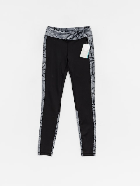 Legíny Roxy Spy Game Pant 2 Wmn (marshmallow pop surf)