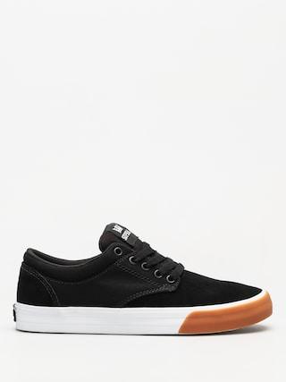 Topánky Supra Chino (black/white gum)