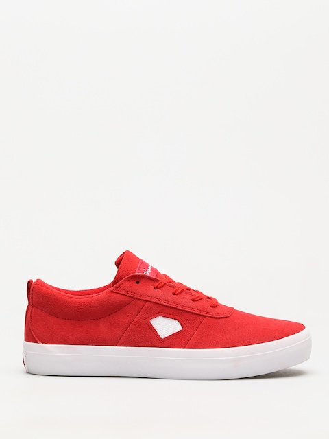 Topánky Diamond Supply Co. Icon Twotone (red)
