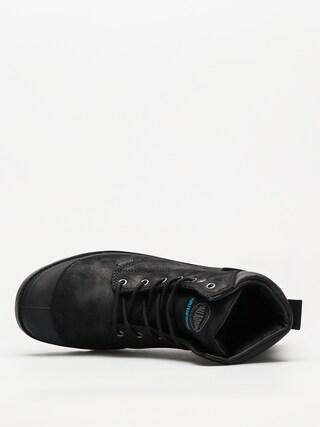 Topánky Palladium Pampa Sport Cuf WP LUX (black/black)