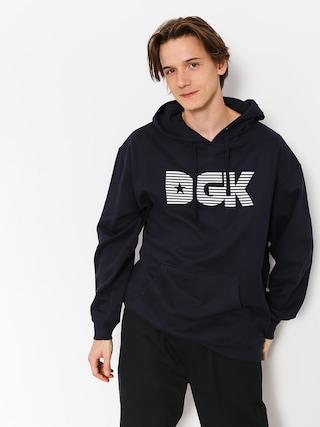 Mikina s kapucňou DGK Levels HD (navy)