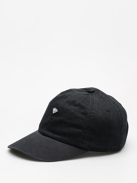 Šiltovka Diamond Supply Co. Brilliant Patch Sc Sports (black)