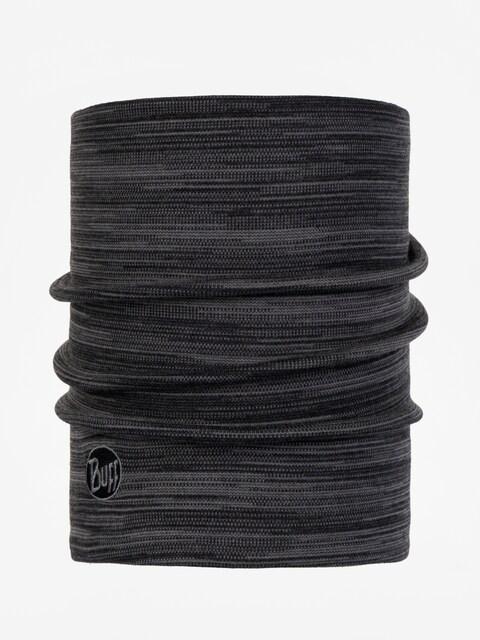 Šatka Buff Hw Merino Wool (castlerock grey multi stripes)