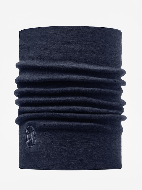 Šatka Buff Hw Merino Wool (solid denim)