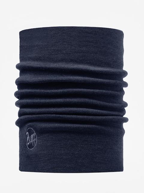 Šatka Buff Hw Merino Wool (solid denim)