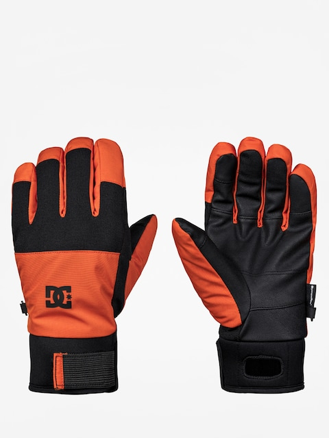 Rukavice DC Industry Glove (red orange)