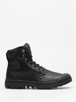 Topánky Palladium Pampa Sport Cuf WPN (black)