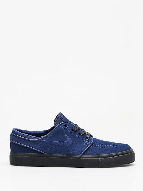 Topánky Nike SB Zoom Stefan Janoski (blue void/blue void black)