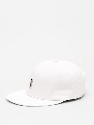 u0160iltovka Diamond Supply Co. Fasten Unstructured 6 Pan Stra ZD (white)