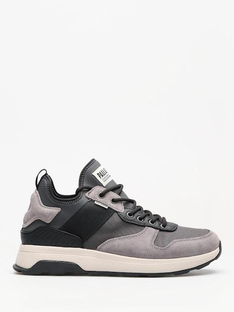 Topánky Palladium Ax_Eon Army Runner (asphalt/anthracite/black)