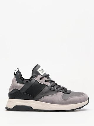 Topu00e1nky Palladium Ax_Eon Army Runner (asphalt/anthracite/black)