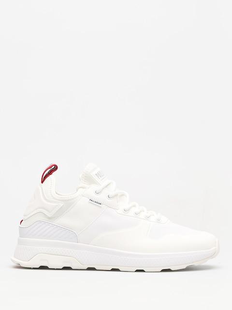 Topánky Palladium Ax_Eon Army Runner Amphibian (star white/white)