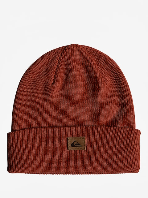 Čiapka Quiksilver Performed Beanie (barn red heather)